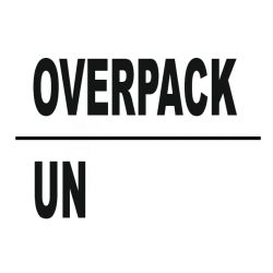 Overpack UN 100x150