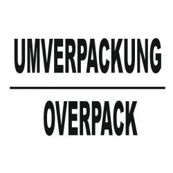 Overpack 100x150