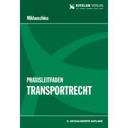 Praxisleitfaden Transportrecht
