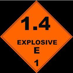 RXE IATA Cargo 100x100 Explosives