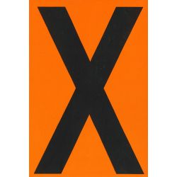 Ziffer X 65x90