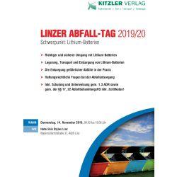 Linzer Abfall-Tag 2019/20