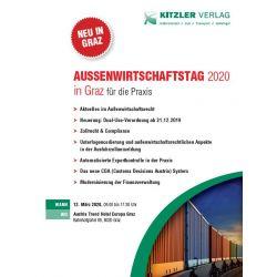 Außenwirtschaftstag 2020 in Graz