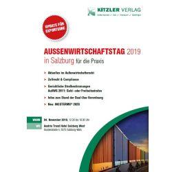 Außenwirtschaftstag 2019 in Salzburg