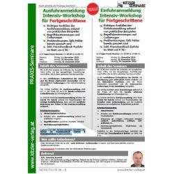 Kombi-Seminar Ausfuhranmeldung & Einfuhranmeldung Intensiv