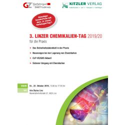 3. Linzer Chemikalien-Tag 2019/20 für die Praxis