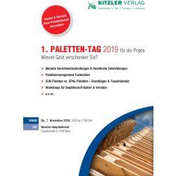 1. Paletten-Tag 2019 für die Praxis