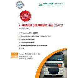 2. Grazer Gefahrgut-Tag 2020/21 für die Praxis