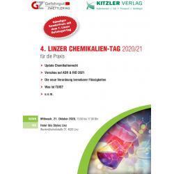4. Linzer Chemikalien-Tag 2020/21 für die Praxis