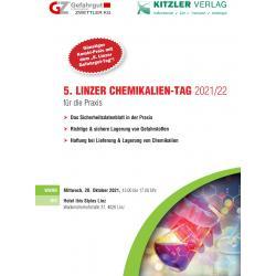 5. Linzer Chemikalien-Tag 2021/22 für die Praxis