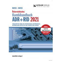 LB Österr. Kombihandbuch ADR + RID 2021