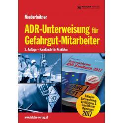 ADR-Unterweisung für Gefahrgut-Mitarbeiter, 2.Auflage