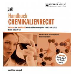 Handbuch Chemikalienrecht