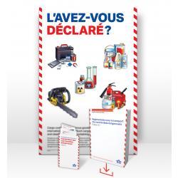 IATA DGR 2020 61. Ausgabe Kit Französisch + DL Windows Version (9622-61)