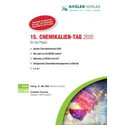 15. Chemikalien-Tag 2020 für die Praxis