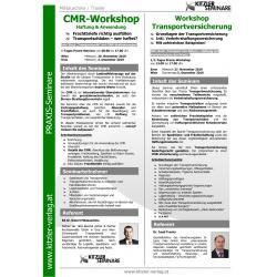 Workshop Transportversicherung