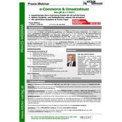e-Commerce & Umsatzsteuer