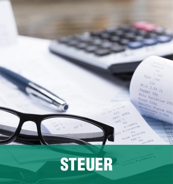 Bücher Steuer